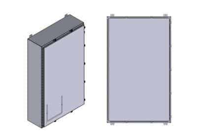 NEMA 4X Wall Mount Enclosures