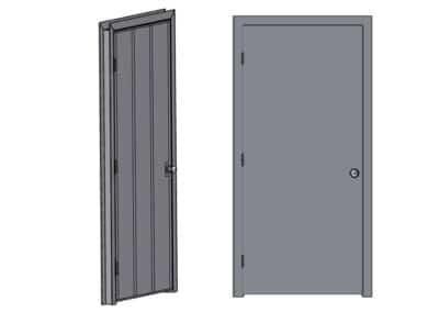 Marine & Industrial Interior Doors
