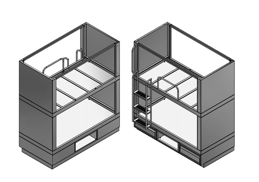 Module Bunk Beds · 2000 Series