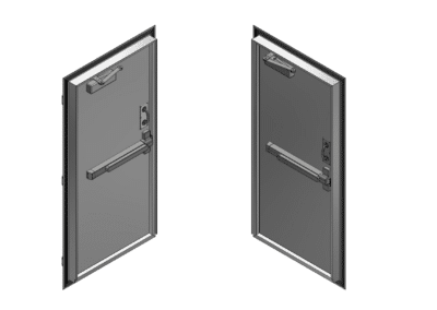 Non-Classified Module Doors · 1100 Series
