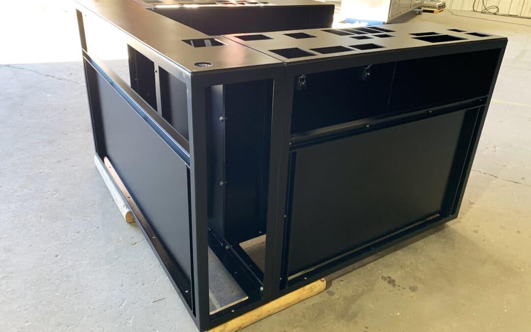 Beier Black Console 2