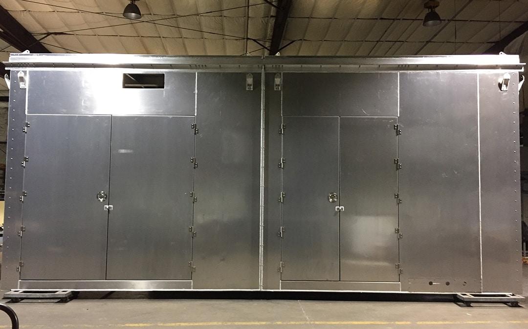 Generator Enclosure 6