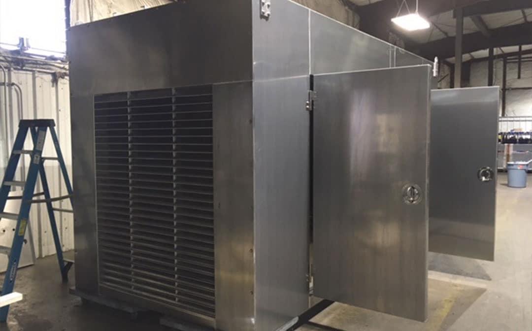 Generator Enclosure 5