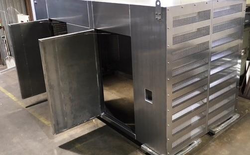 Generator Enclosure 4